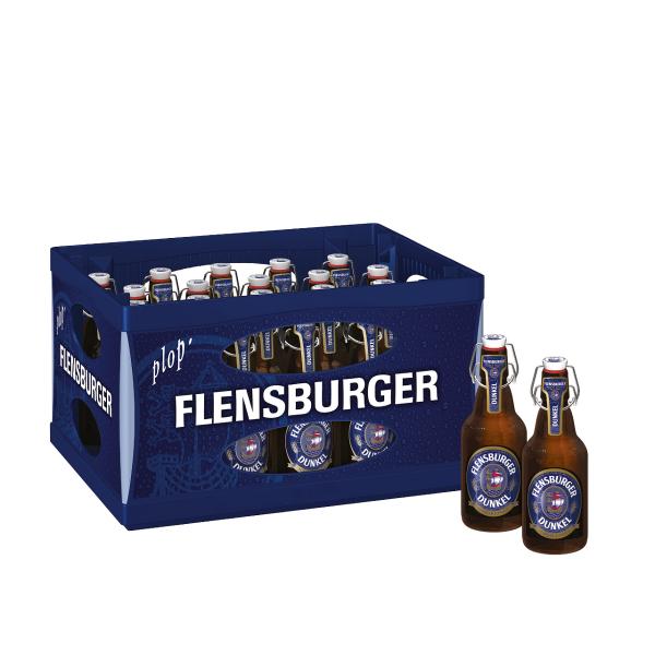 Flensburger Dunkel 20 x 0,33l