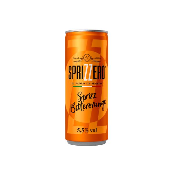 Sprizzero Sprizz Bitterorange 12 x 0,25l