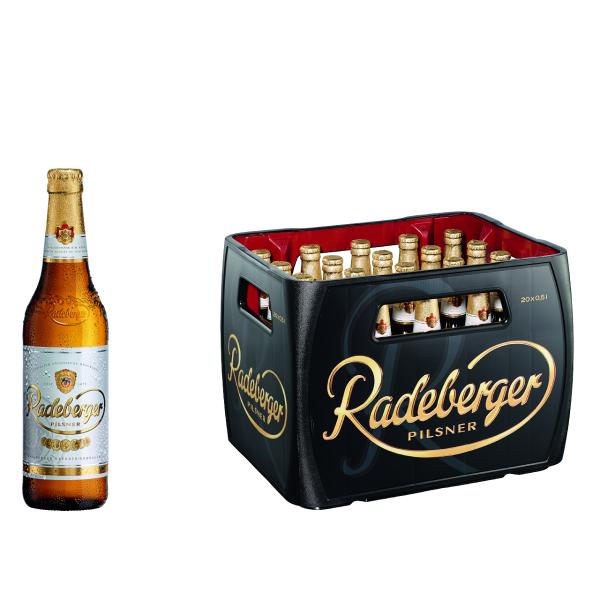 Radeberger Pilsner 20 x 0,5l