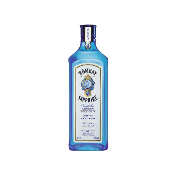 Bombay Sapphire Gin 40% 1,0l