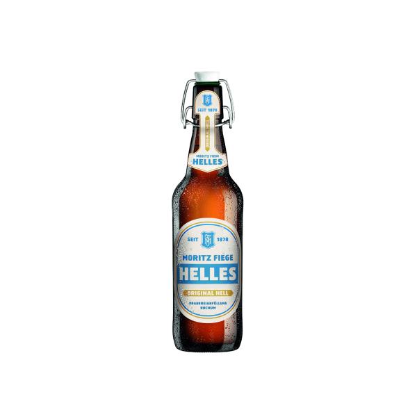Fiege Helles Bügel 20 x 0,5l