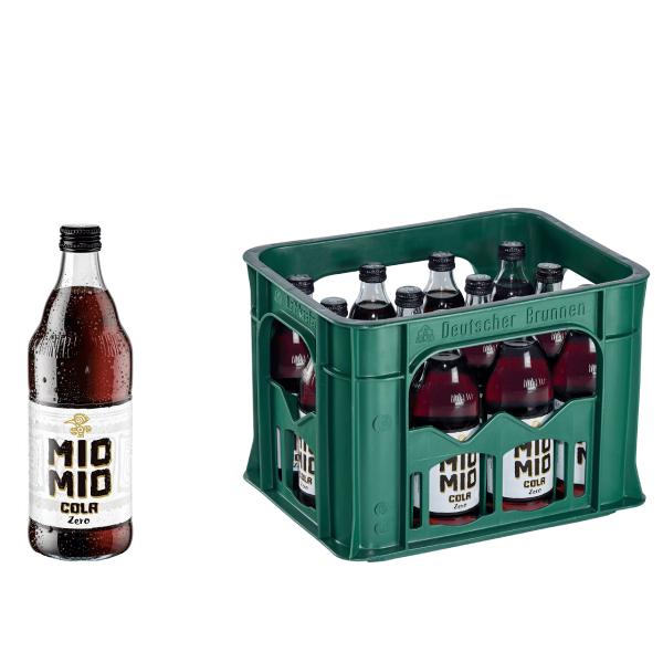 Mio Mio Cola Zero 12 x 0,5l