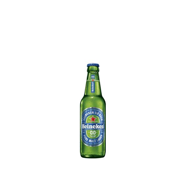 Heineken Beer 0,0% 24 x 0,33l