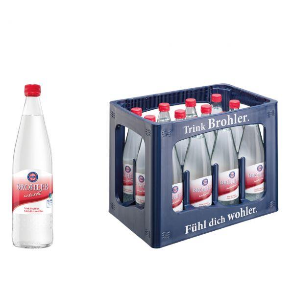 Brohler Naturell 12 x 0,75l