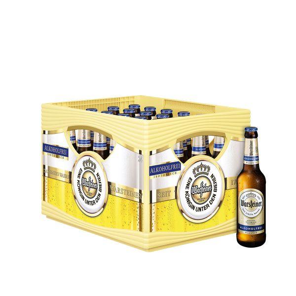 Warsteiner Alkoholfrei 24 x 0,33l