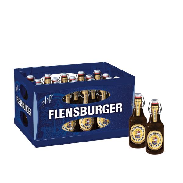 Flensburger Edles Helles 20 x 0,33l