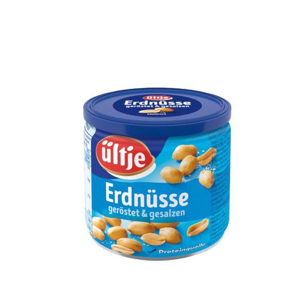 Ültje Erdnüsse geröstet & gesalzen 200g Dose