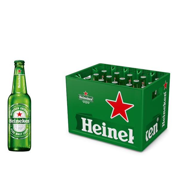 Heineken Beer 20 x 0,4l