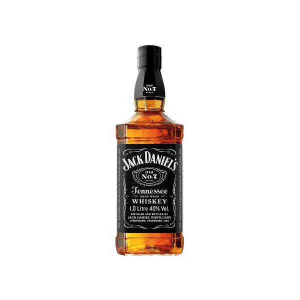 Jack Daniel`s 40% 1,0l