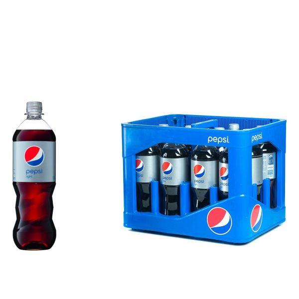 Pepsi Cola Light 12 x 1l