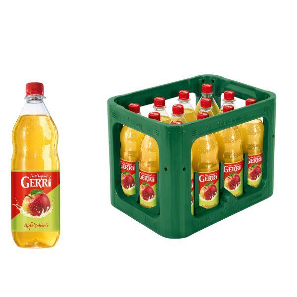 Gerri Apfelschorle 12 x 1,0l