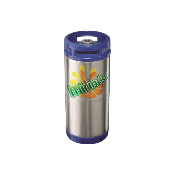 Mirinda Orange 20l PEM KEG Fass MEHRWEG