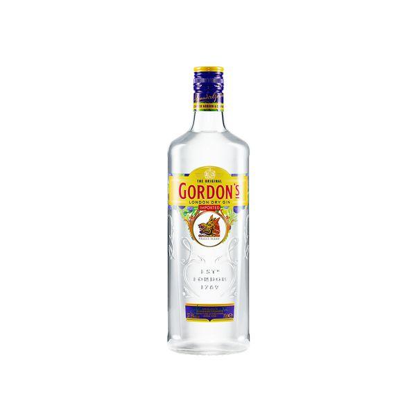Gordon`s Dry Gin 37,5% 1,0l Glas
