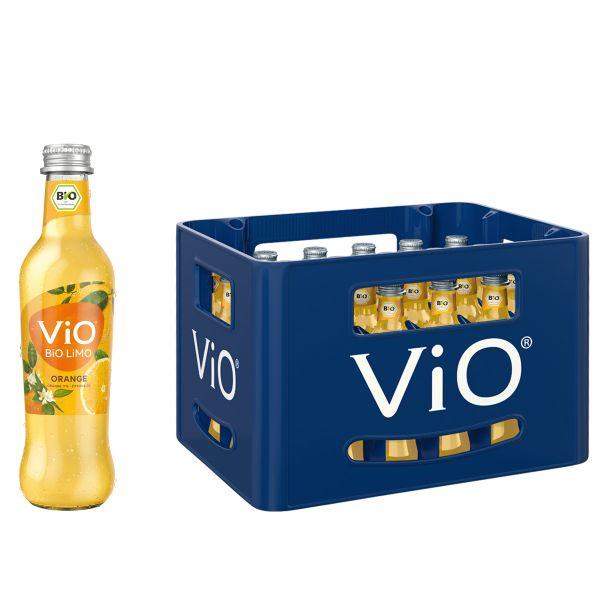 ViO Bio Limo Orange 24 x 0,3l