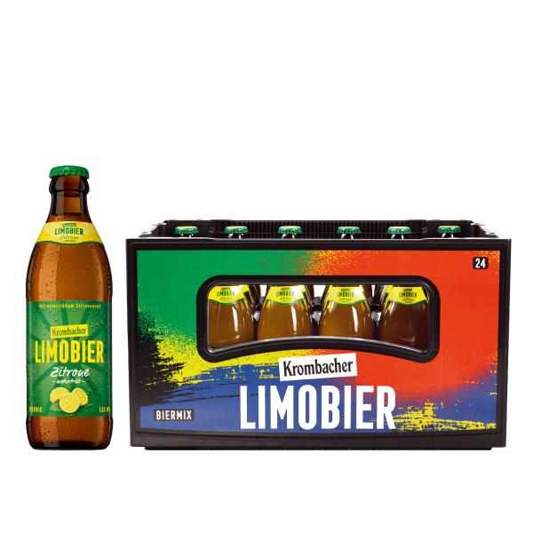Krombacher LimoBier 24 x 0,33l