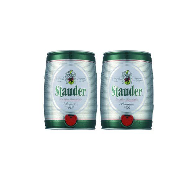 Stauder Pils 2x5l Partydose EINWEG