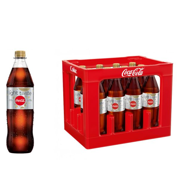 Coca Cola Light Koffeinfrei 12 x 1,0l