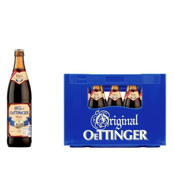 Oettinger Malz 20 x 0,5l