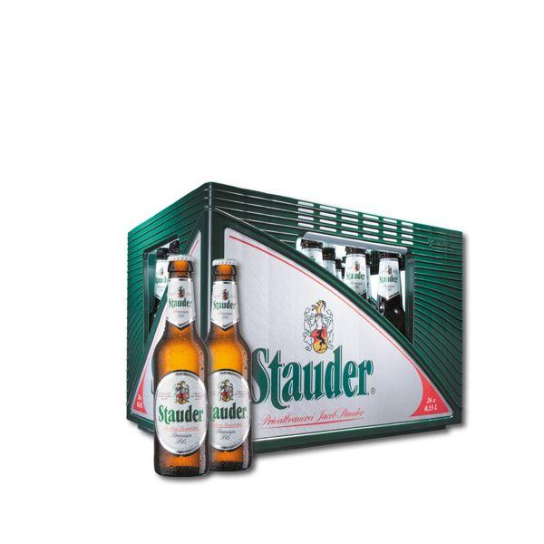 Stauder Pils 24 x 0,33l