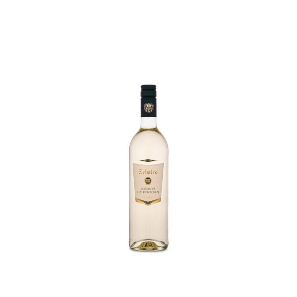 Schales Silvaner halbtrocken Weißwein 0,75l