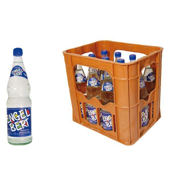 Engelbert Classic 12 x 0,7l Glas Kiste MEHRWEG