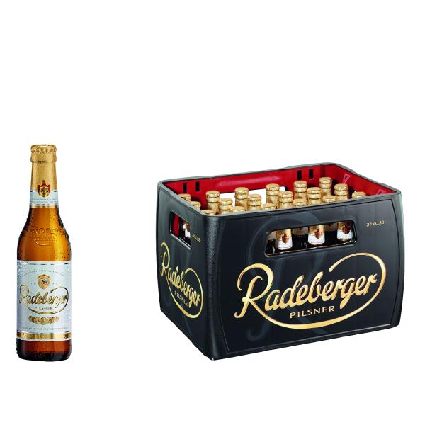 Radeberger Pilsner 20 x 0,33l