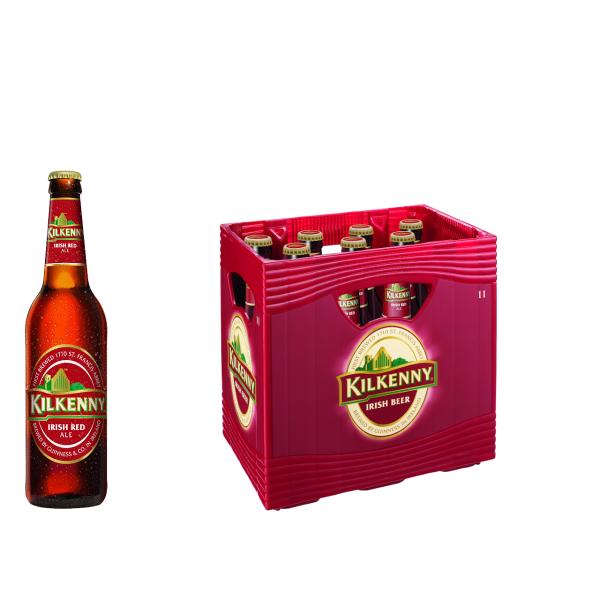 Kilkenny Irish Beer 11 x 0,5l
