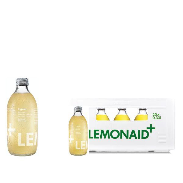 LemonAid Ingwer 20 x 0,33l