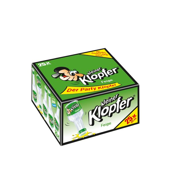 Kleiner Klopfer Feige 17% 25/0,02l