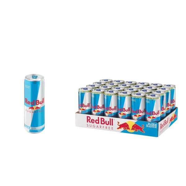Red Bull Sugarfree 24 x 0,25l