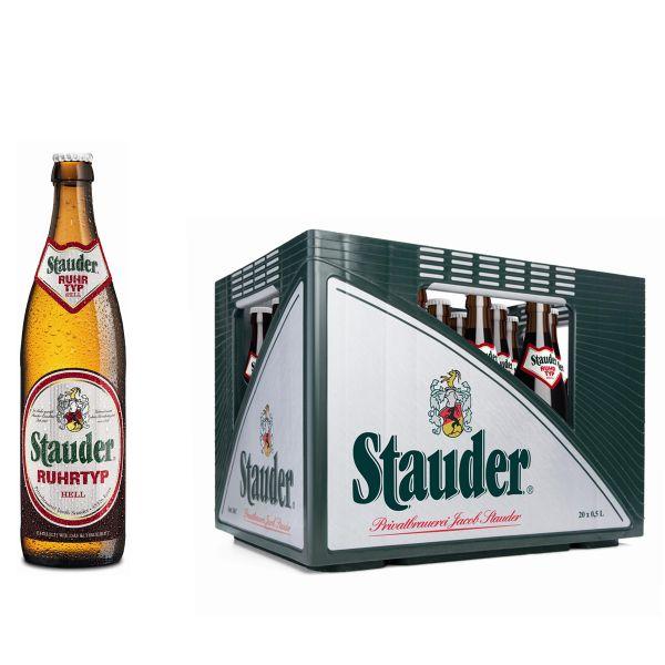 Stauder Ruhrtyp Hell 20 x 0,5l