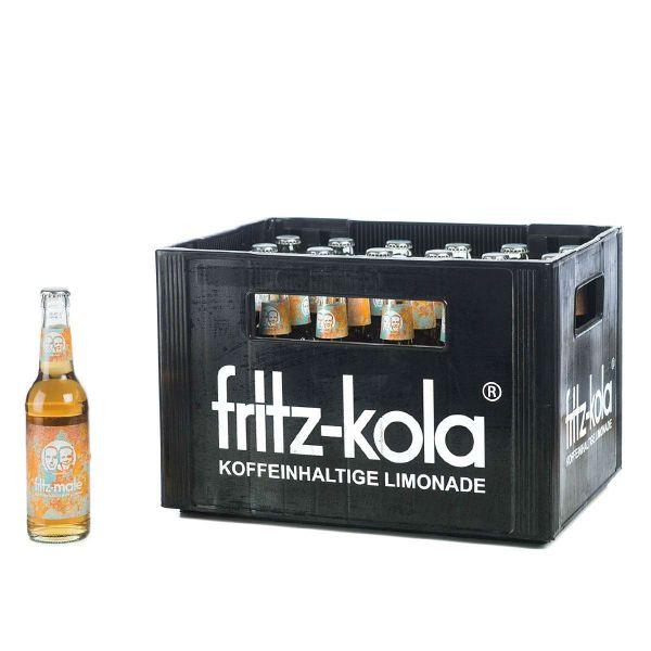 Fritz Mate 24 x 0,33l Glas Kiste