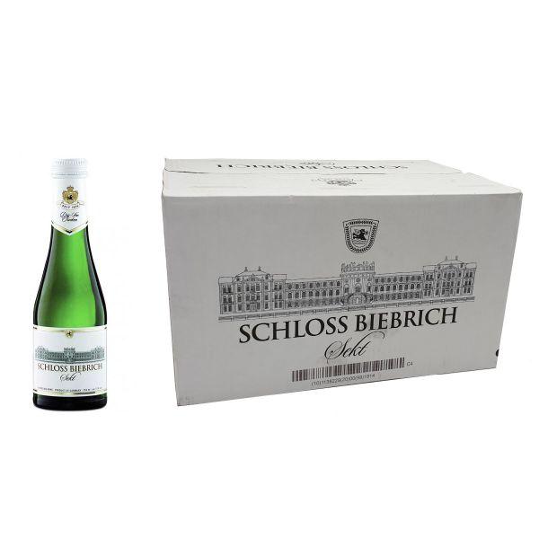 Schloss Biebrich Sekt Trocken 24 x 0,2l