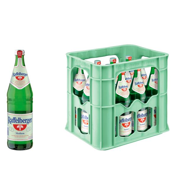 Raffelberger Medium 12 x 0,75l
