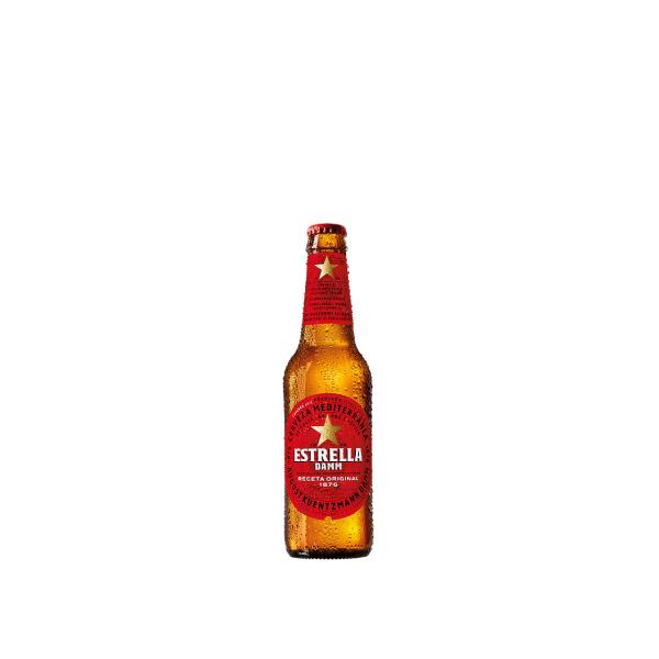Estrella Damm 6 x 4 x 0,33l